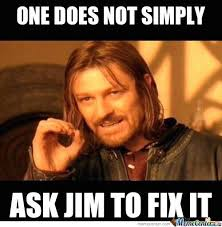 Jim Meme - jim ll fix it by wallyandboh meme center