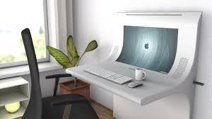 Computer Im Schreibtisch Schreibtisch Der Neuen Generation Wip Cinema 4d Wip Schreibtisch