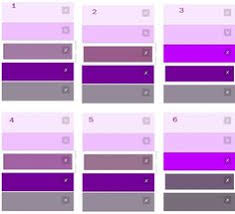 colours that go with purple what color goes well with purple my web value
