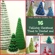 rockin u0027 around the christmas tree 16 tabletop christmas trees to