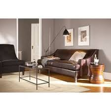 Room And Board Leather Sofa Horchow Com Old Hickory Tannery Winter Pine Green Tufted Leather