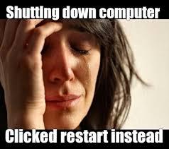 Computer Problems Meme - first world process problems computer meme by jboy0492 memedroid
