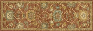 loloi rugs underwood rust gold area rug u0026 reviews wayfair