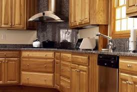 Hickory Kitchen Cabinets Pros And Cons Of Hickory Kitchen Cabinets Home Guides Sf Gate