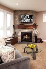 Bedroom Fireplace Ideas by Best 25 Corner Gas Fireplace Ideas On Pinterest Corner