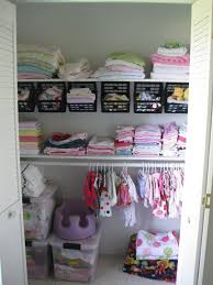 diy storage ideas for clothes nursery closet organizational ideas reality daydream