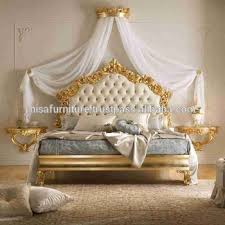 Rococo Bed Frame Antique Headboard Upholstered Rococo Bed Furniture Buy Bed