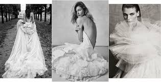 valentino wedding dresses 26 years of valentino haute couture wedding dresses vogue