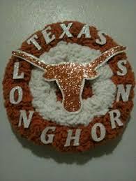texas longhorn glitter headband by missprissheadbands on etsy