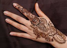henna tattoo on back for girls real photo pictures images