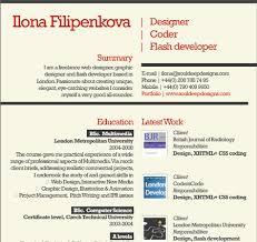 Resume Examples 44 Resume Design by Web Designer Resume Template Web Design Resume Template Designer