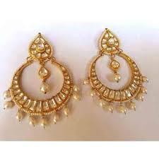 chandbali earrings online chand bali earrings chand bali earrings online gold plated