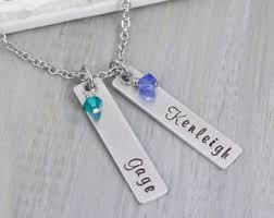 Personalized Necklaces For Her Necklace For Her Etsy
