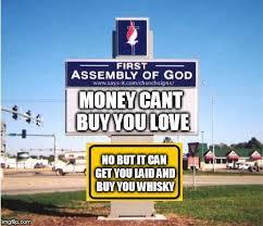Church Sign Meme - church sign imgflip