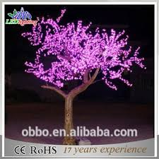 world best selling led tree light products artificial cherry