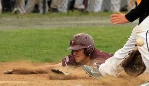 falmouth baseball loses in cape cod showdown first round