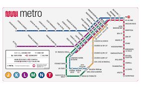 san jose light rail map san francisco cities i love pinterest san francisco