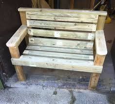 Wooden Pallet Bench Pallet Benches 99 Pallets