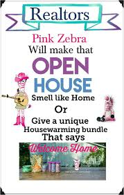pink zebra home decor realtor special open house bundle deals www