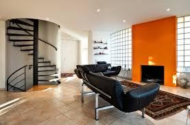 living room paint color ideas orange combinations dolf krüger