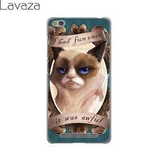 Grumpy Cat Meme I Had Fun Once - lavaza grumpy cat meme lovely hard case for xiaomi redmi 4x mi a1 6