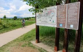 Bear Creek Trail Map Bear Creek Trail A South Denver Bike Ride From Englewood To Morrison