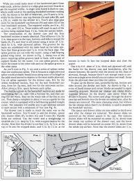 bookshelf plans u2022 woodarchivist