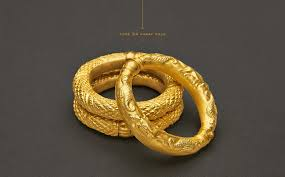 hilat reviving ancient in 24 karat gold jewels du jour