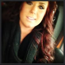 what color is chelsea houska hair color mom 2 s chelsea houska shows off new hair color photo