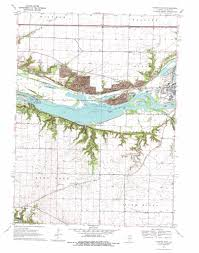 Starved Rock State Park Trail Map starved rock topographic map il usgs topo quad 41088c8