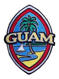 Cnmi Flag Guam Gifts Guam Embroidery Embroidered Modern Guam Seal Jiu