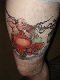 upper leg tattoos tattoo designs