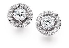 diamond earrings uk vintage cluster diamond earrings page jewellery