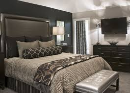 Dark Grey Accent Wall by Bedding Set Stunning What Color Walls Go With Grey Bedding 20