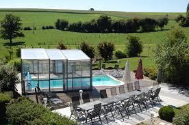gite 7 chambres 20 personnes avec piscine tennis
