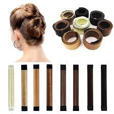 hair bun maker online shop magic diy women hair bun maker styling twist
