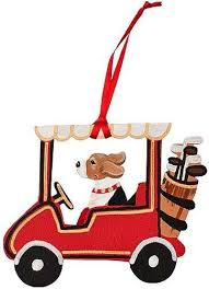 beagle hound golf christmas ornament a love of dogs u2013 for the