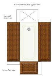 41 best dollhouse toilet furniture images on pinterest toilets