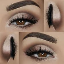 colorful 5 eyeshadow palette pale to rich taupe x collection seductress mink brow styling duo neutral cut brown smoky eye