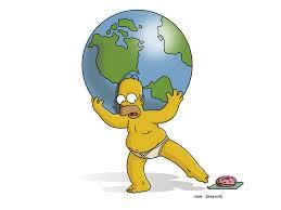Homer Homer Globe By Tagh On Deviantart