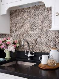 Backsplash In Kitchen Unhackneyed Kitchen Backsplash Materials Practical U0026 Aesthetical