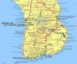 map cabo mexico map cabo pulmo favorite places spaces cabo baja