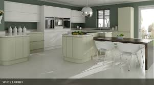 modern elegant kitchen solo painted kitchen modern elegant kitchens handle less design