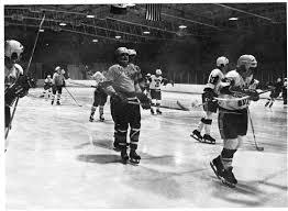 bentley college hockey athletics
