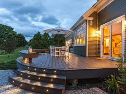 7 stylish deck features hgtv