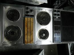 Jenn Air Downdraft Cooktop Electric Cooktops Cooktops Jenn Air