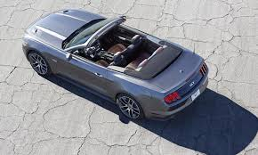 mustang trunk space ford mustang convertible trunk space car autos gallery