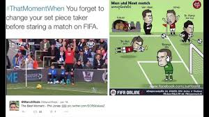 Facebook Soccer Memes - best tweets memes from the premier league weekend 17 01 15 youtube