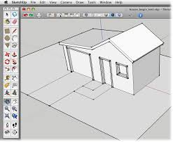 4 drawing a basic house google sketchup the missing manual book