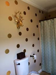 gold polka dots vinyl wall decals gold decals gold dot zoom